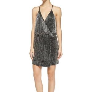 Parker Beaded Mini Dress